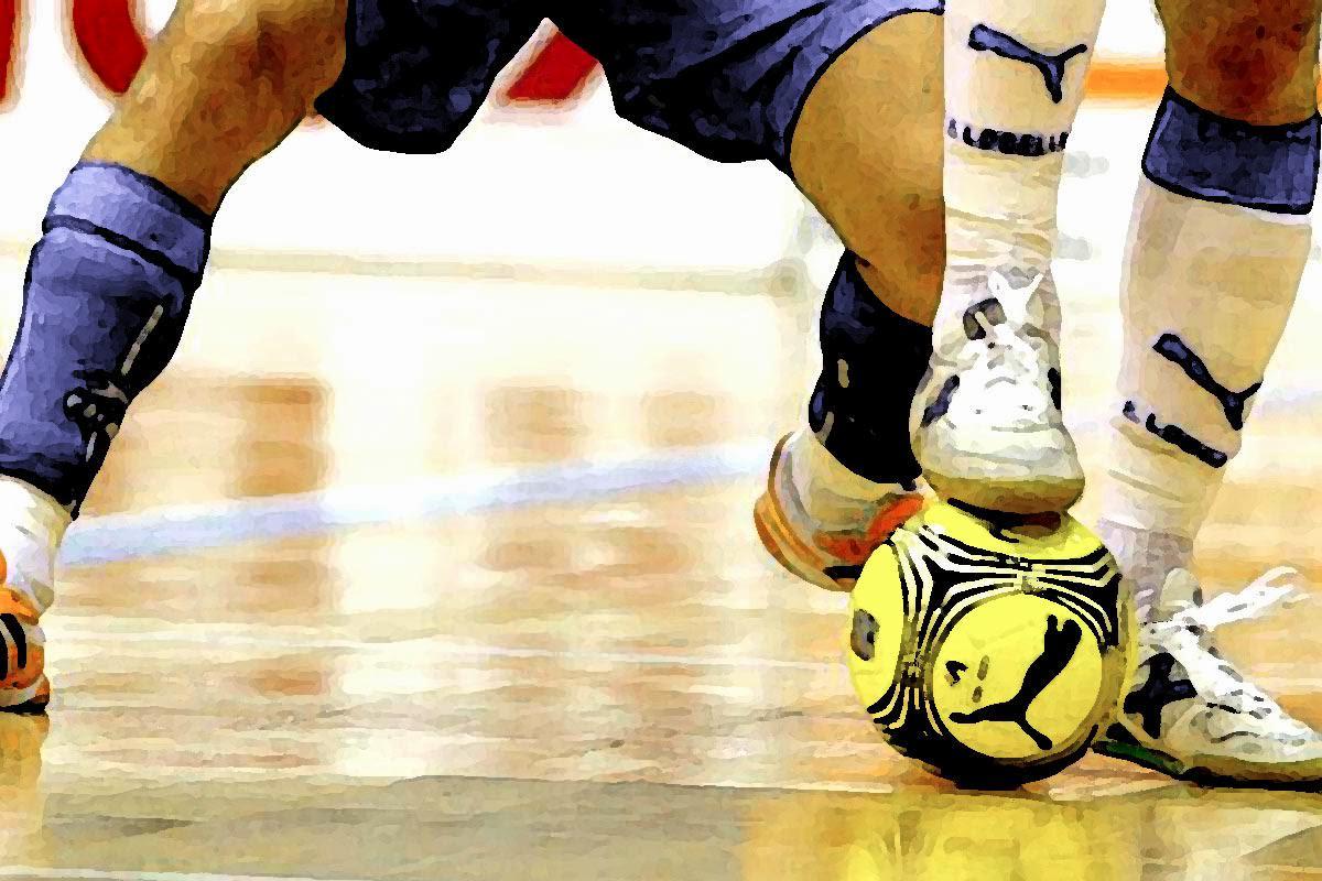 Campeonato Fútbol-Sala En Andoain
