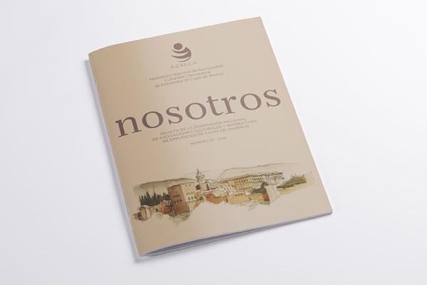 """Publicada La Revista """"NOSOTROS"""""""