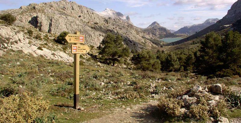 XXI. ACRECAko Mendi-ibiliak Mallorcan