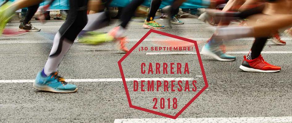 Carrera Empresas 2018 Inscripciones Apertura