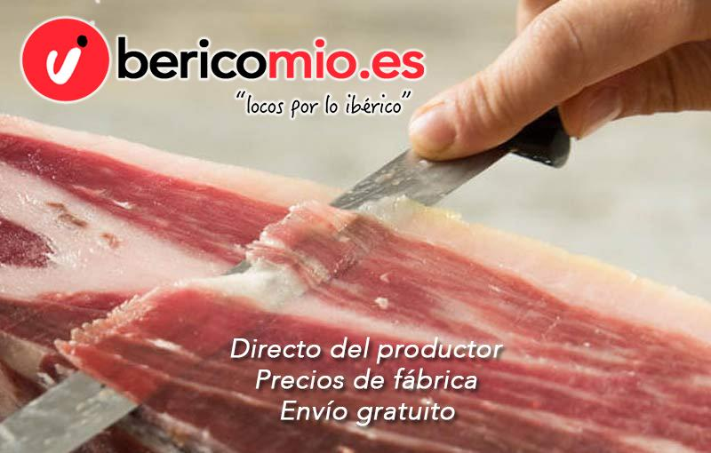 Ibericomio : Jamones Y Embutidos Ibéricos