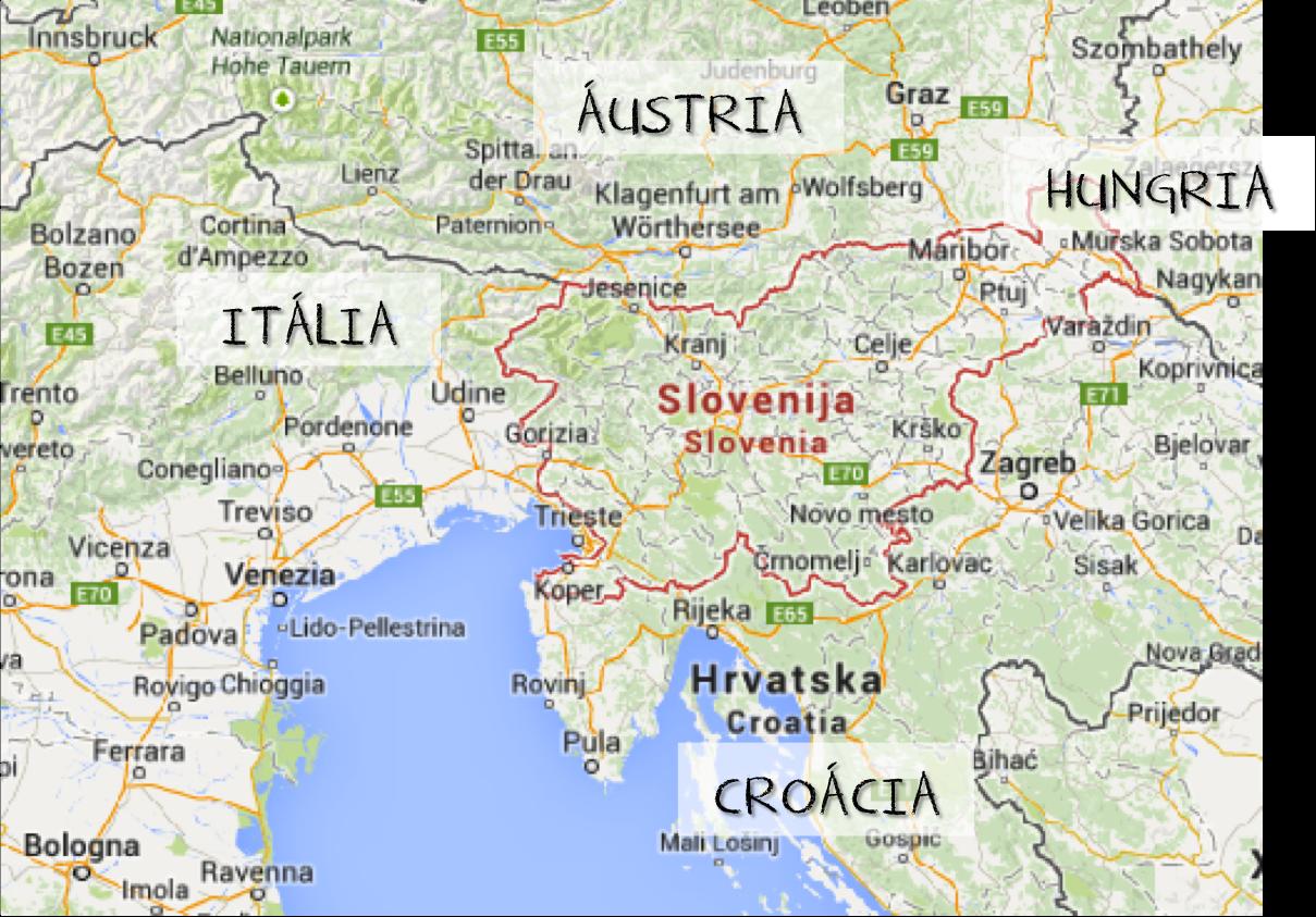 """ESLOVENIA : """"ACRECA""""ko Bidaia"""