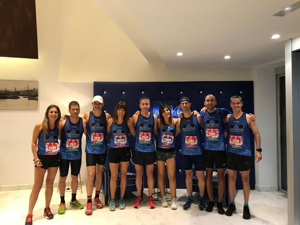 ATLETISMO – BILBAO NIGHT MARATHON
