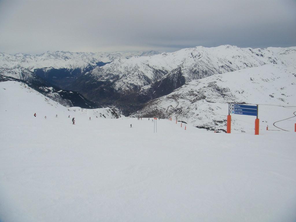 Ski Baqueira